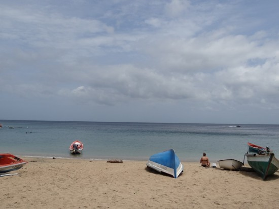 Anse Dufour, Martinique, Caraïbes